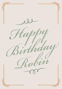 birthdaycard Birthday