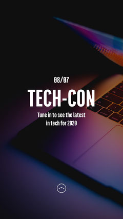 Laptop Photo Technology Convention Instagram Story Tech