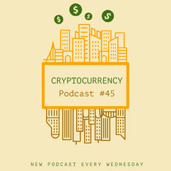Yellow Cryptocurrency Instagram Graphic Finance