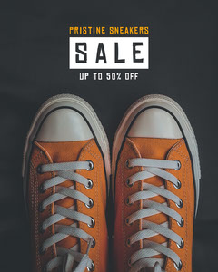 Yellow Shoes Pristine Sneakers Sale Instagram portrait Discount