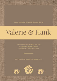 Valerie & Hank