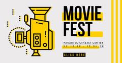 Movie Festival Instagram Landscape Festival