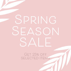spring sale instagram  Trees
