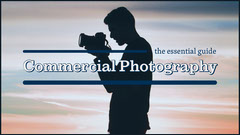 pink navy camera commercial photography YouTube channel art Guide