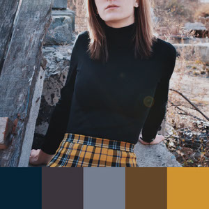 Color Palettes | 90s 9 101 Brilliant Color Combos
