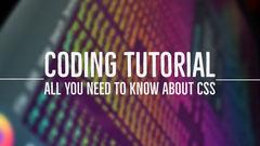 Rainbow Coding Tutorial Youtube Thumbnail Tutorial
