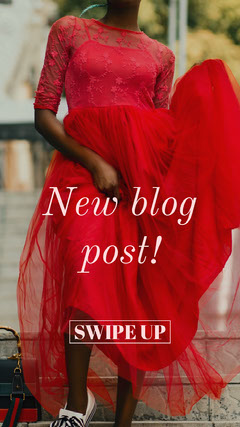 New blog post! Dress