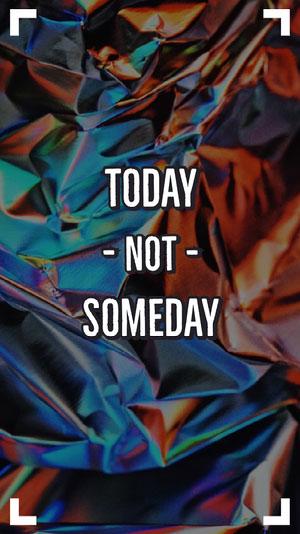 Motivational Phrase Smart Phone Wallpaper iPhone-Hintergrundbild