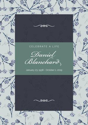 Daniel Blanchard Program