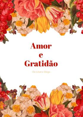 floral thank you cards  Cartão de agradecimento