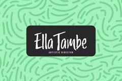 Ella Tambe Business Card Business