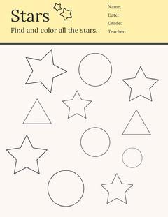 Stars Classroom