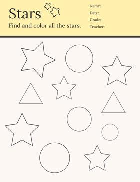 Stars Study Helpers