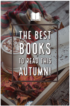 Autumn Book Pinterest Graphic Autumn