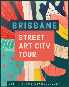 brisbane street art tour ig portrait Music Tour