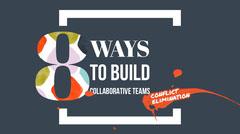Dark Blue Business Teamwork Blog Post Graphic Teams