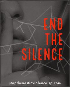 stop domestic violence igportrait Awareness