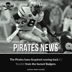 Grey and Black Sport News Instagram Post Football