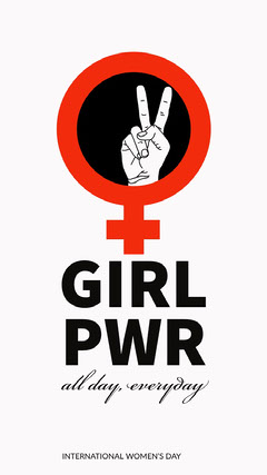 GIRL   PWR Background
