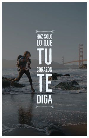 passion quote poster Cartel motivador
