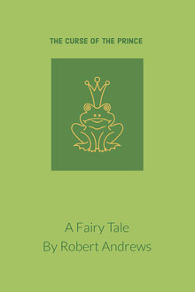 Green and Yellow A Fairy Tale Book Cover Buchumschlag