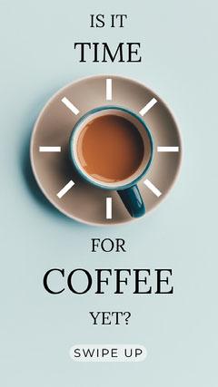 instagramstory Coffee