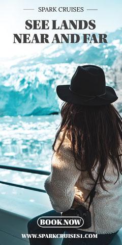 Light Toned Cruises Travel Ad Instagram Story Cruise