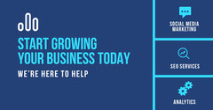 START GROWING<BR>YOUR BUSINESS TODAY Marketing