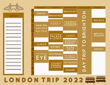 Neutral Travel Timetable Pianificazione