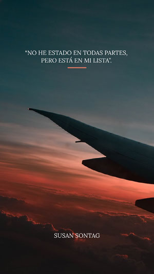 travel quote iPhone wallpapers  Cartel motivador