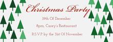 christmas event Facebook banner Couverture Facebook
