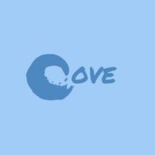 Blue and Navy Blue Company Logo Logo