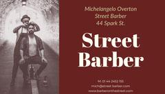 Street Barber Hair Salon