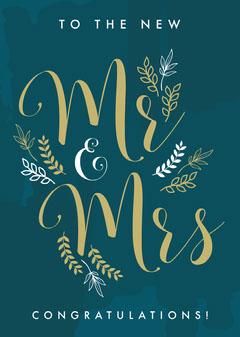 Mr Weddings