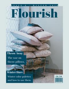 Interior Decoration Magazine Cover Decor