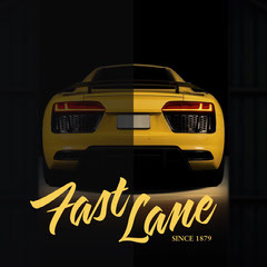 fast lane instagram  Car