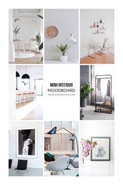 MOODBOARD  Designer