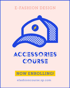 diy fashion design hat workshop Instagram portrait  Educational Course