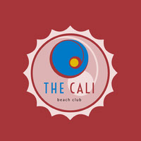THE CALI  Badge