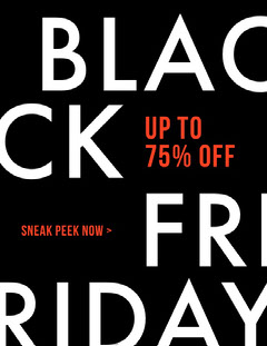Black Friday Newsletter Thanksgiving Sale