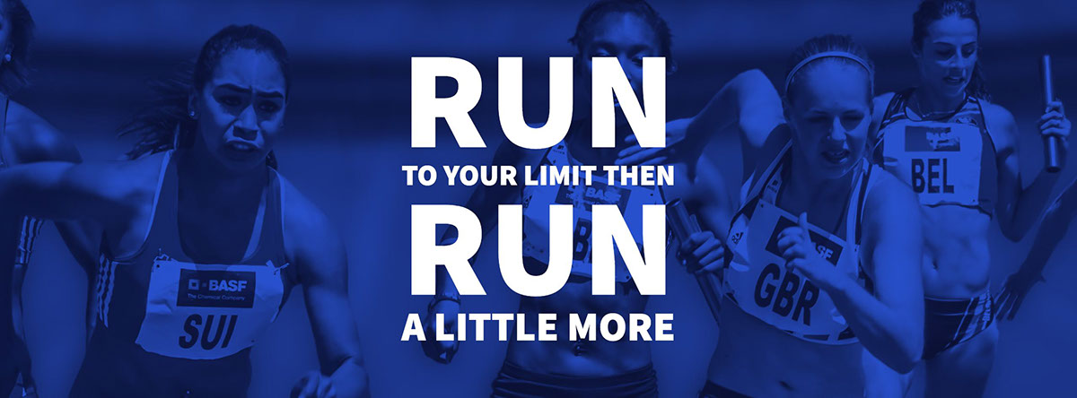 Run to your limit then run a little more