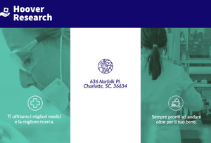 Hoover Research Brochure