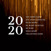 Black and Gold New Year Resolutions Igsquare Happy New Year Quotes