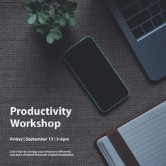 Productivity <BR>Workshop  Green