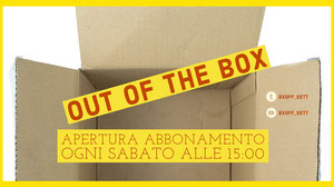 subscription un-boxing twitch banner  Banner