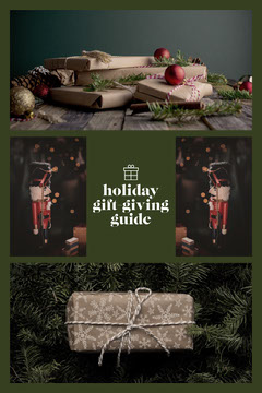 holiday gift giving guide pinterest Trees