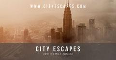 brown grey white mist city skyline facebook cover City
