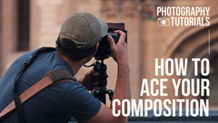 Beige Photographer Composition Tutorial Youtube Thumbnail Tutorial