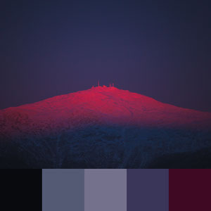 Color Palettes | Moody 8 101 Brilliant Color Combos