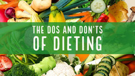 The Dos and Don'ts<BR>of Dieting